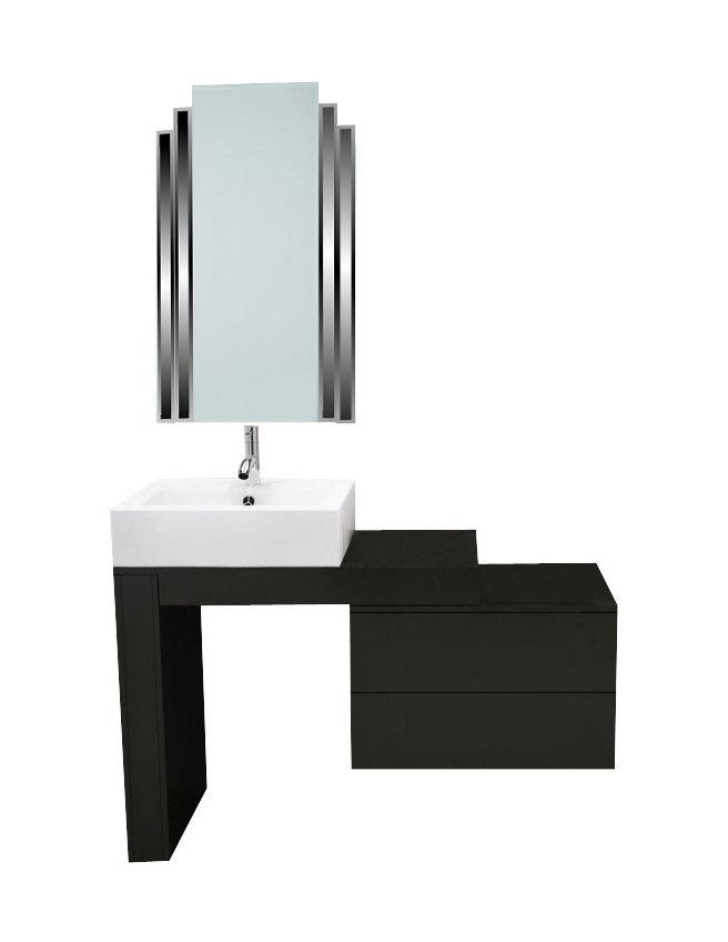 31 Cool Art Deco Bathroom Furniture