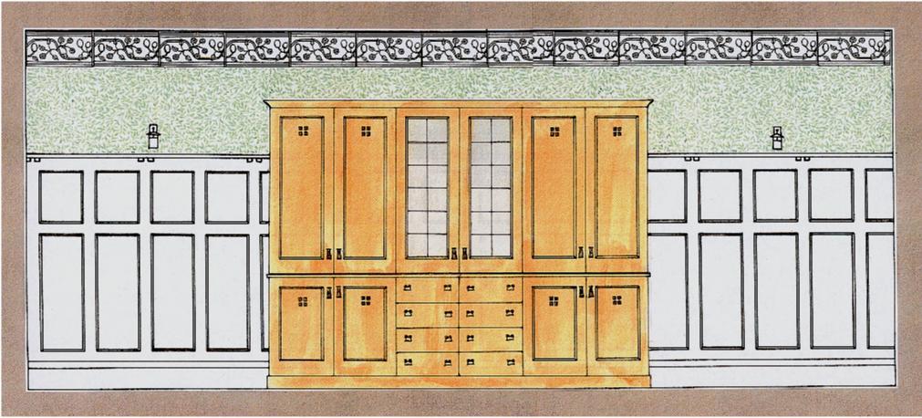 Arts Amp Crafts Oak Furniture Amp Interiors Designer Makers
