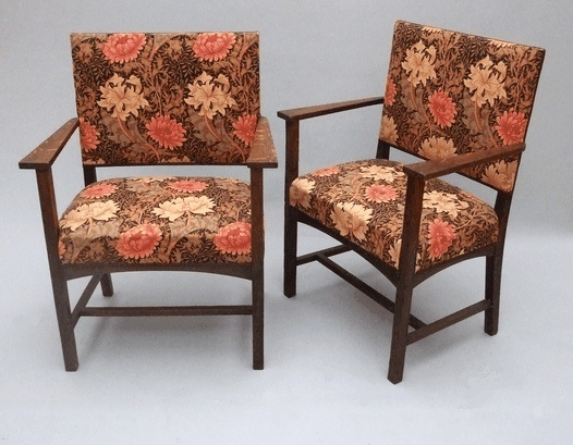 Arts And Crafts Movement Sofa